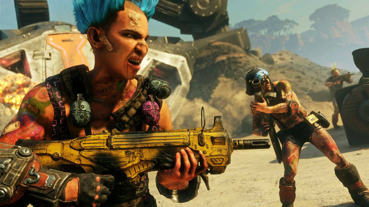 Image result for rage 2