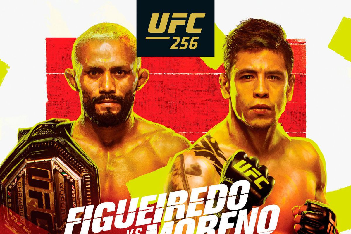 Watch UFC 256: Figueiredo vs. Moreno 12/12/20