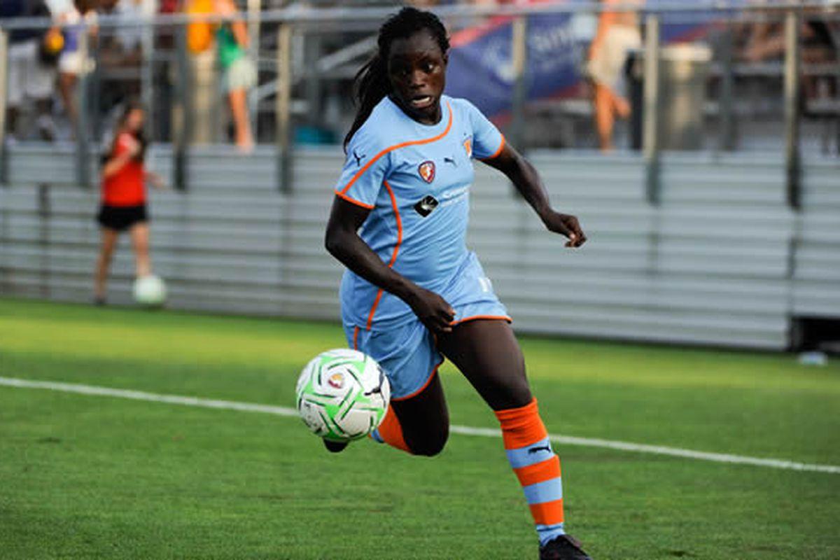 Eniola Aluko (Howard C. Smith, ISI Photos)