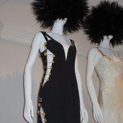 Versace's Safety Pin Dress