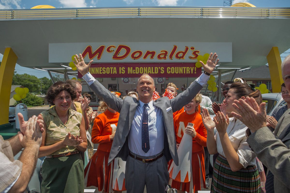 Michael Keaton in 'The Founder' (The Weinstein Company)