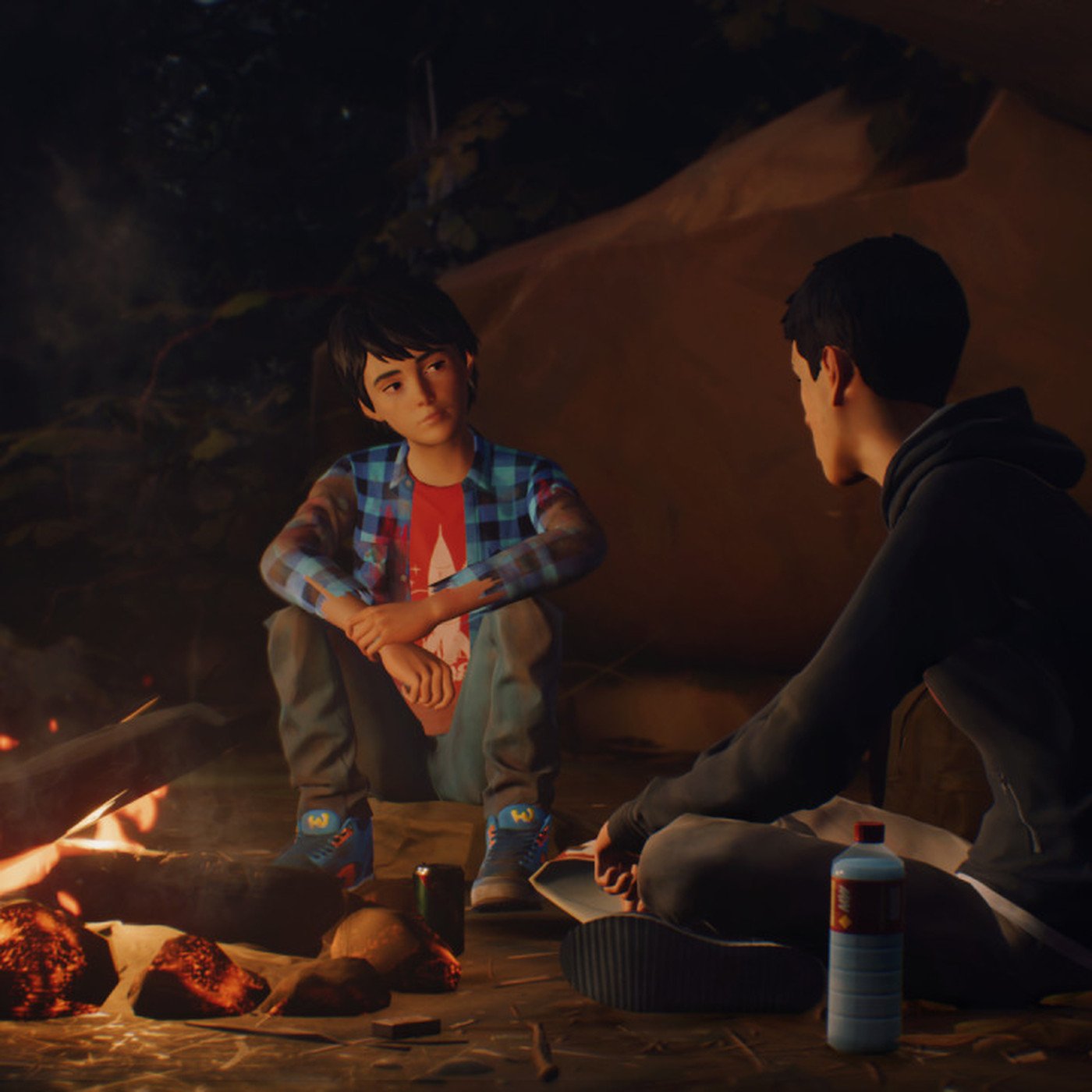 Watch The First Full Trailer For Life Is Strange 2 Polygon