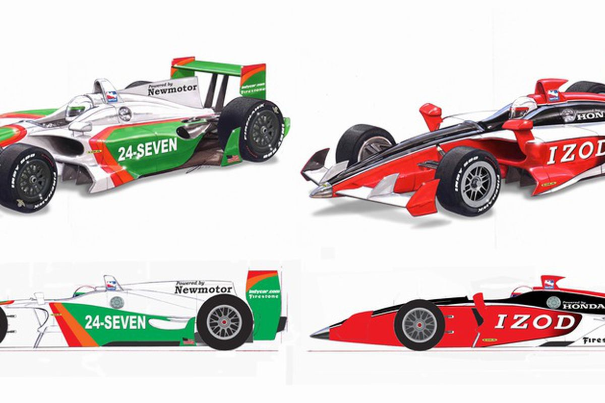"""The 2012 IndyCar, as reimagined by Lola Group (via <a href=""""http://www.lolacars.com/images/gallery/291.jpg"""">www.lolacars.com</a>)"""