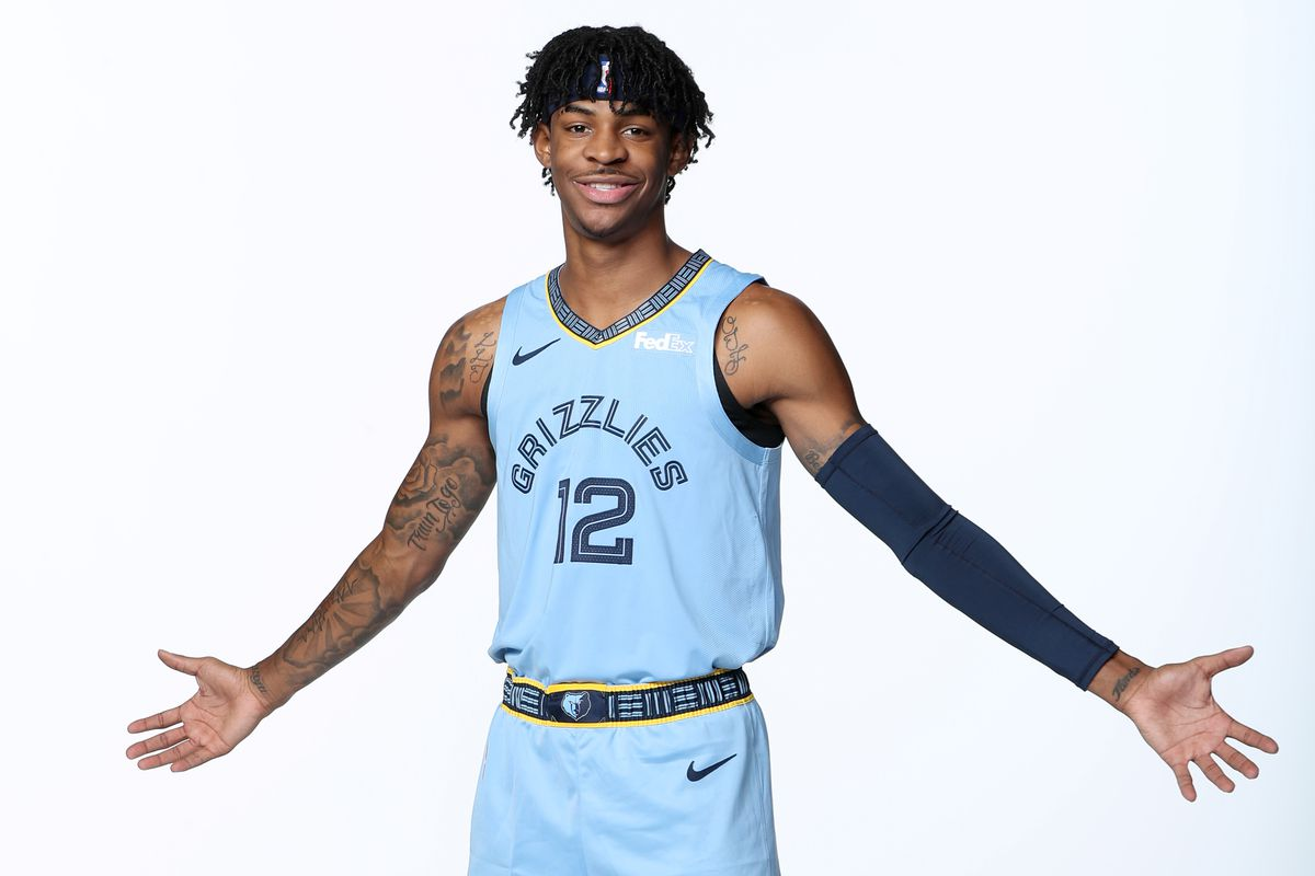 Ja Morant for Rookie of the Year