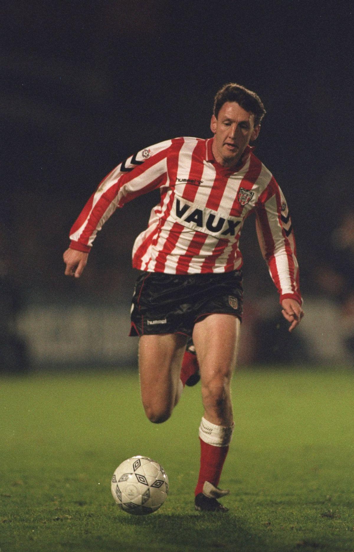 Peter Davenport of Sunderland