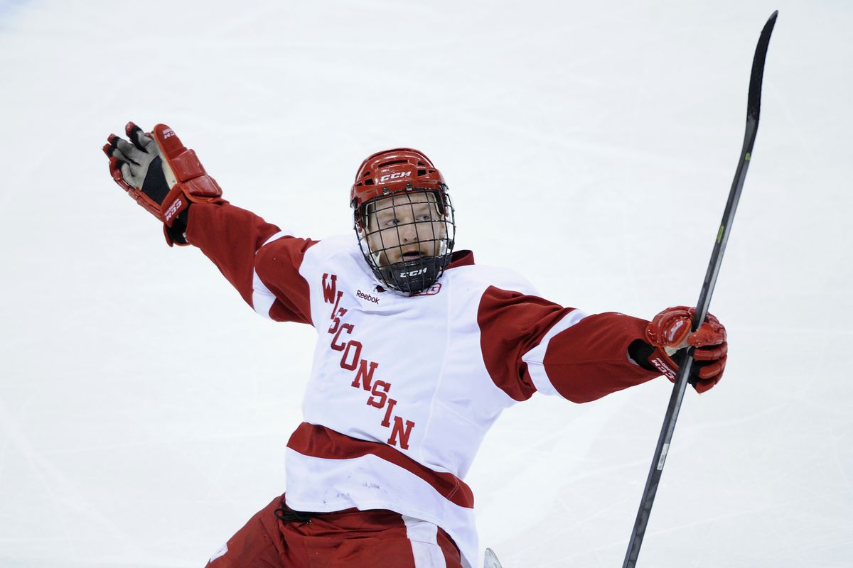 Boston College Hockey Vs Wisconsin Preview Qa With Buckys 5th