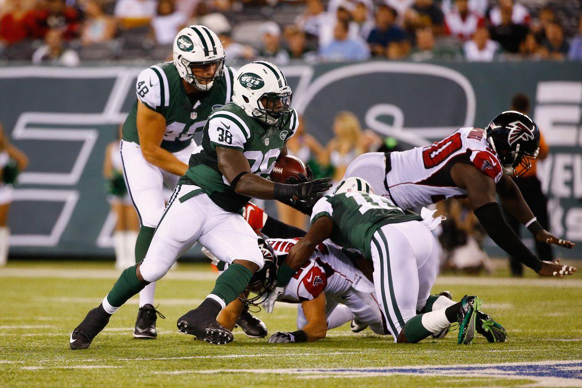 Atlanta Falcons v New York Jets