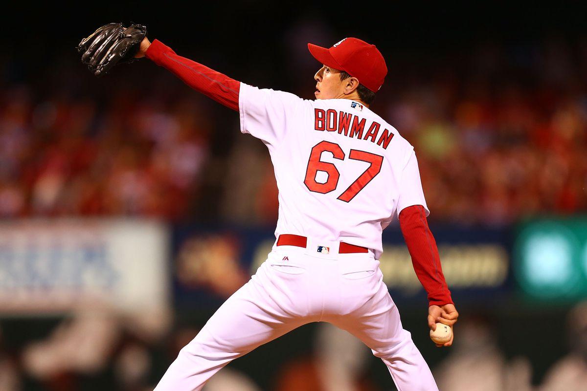 Why is Matt Bowman difficult to hit? - Viva El Birdos