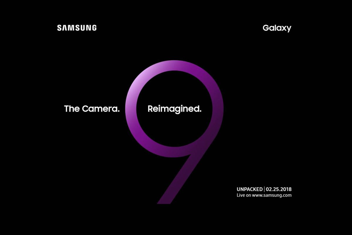 Samsung's Galaxy S9 Will Be Unveiled Next Month