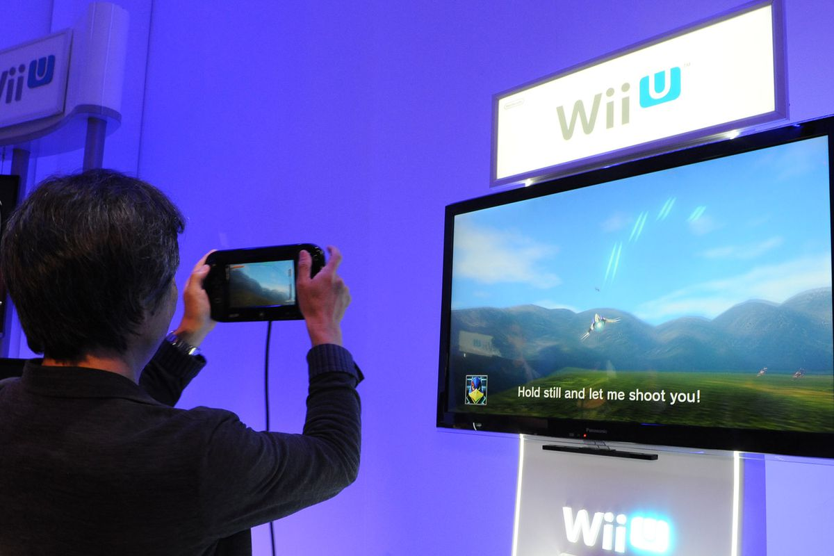 Star Fox coming to Wii U, one of three GamePad-focused projects from