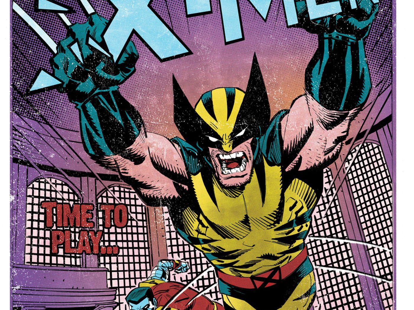 The Story Behind The Custom X Men Comics In Logan The Verge