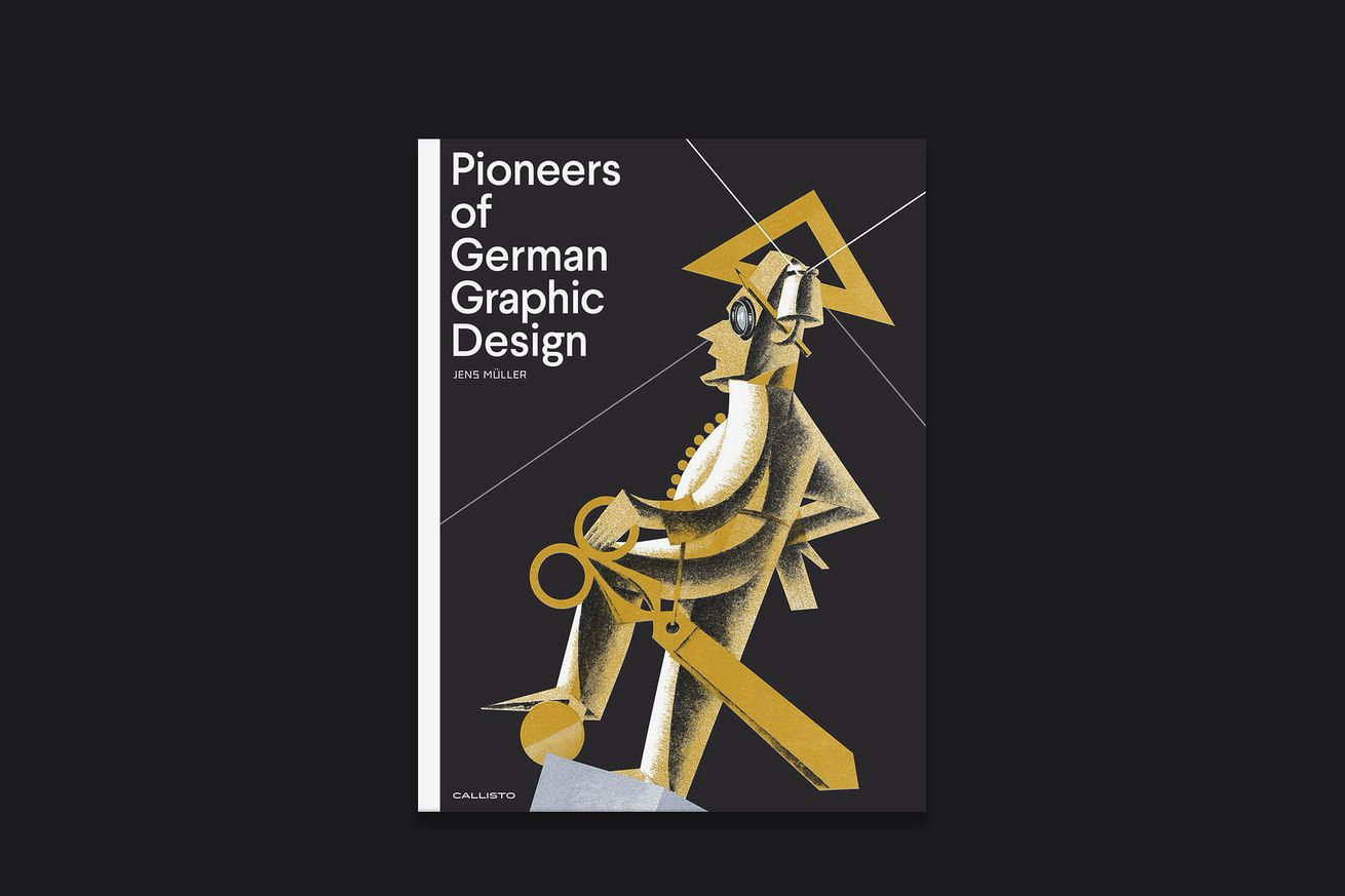 a new book examines german influence on modern day graphic design