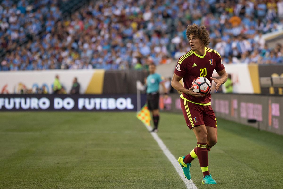 Soccer: 2016 Copa America Centenario-Uruguay at Venezuela