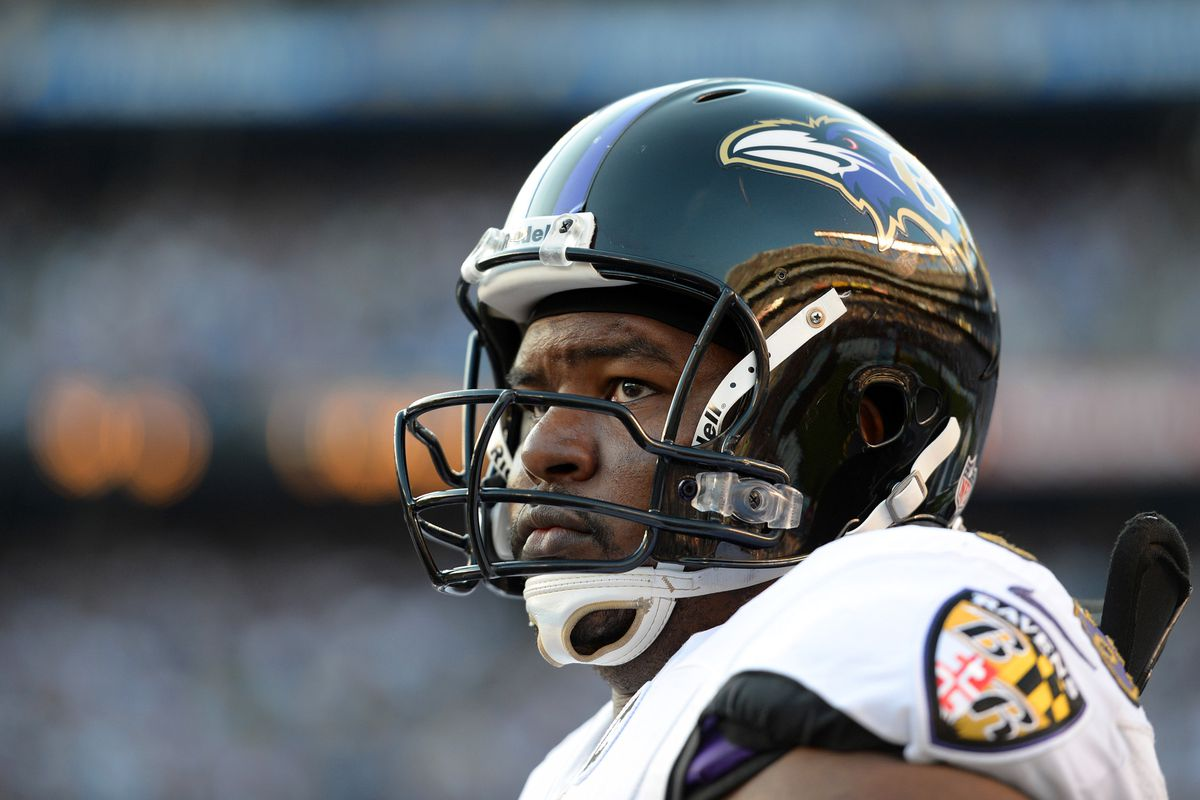 """After a slow start in camp, Bryant McKinnie feels """"back in the swing of things."""""""