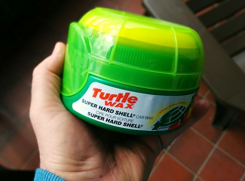 Benjamin Hirsch invented Turtle Wax in his family bathtub in Chicago in the 1930s.   Photo: Flickr/Dennis Sylvester Hurd/Creative Commons