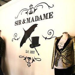 Sir & Madame. Photo: Amanya Maloba.