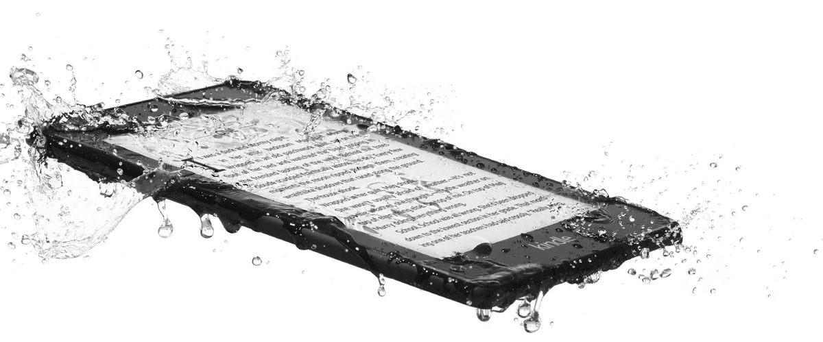The new Kindle Paperwhite is finally waterproof - The Verge