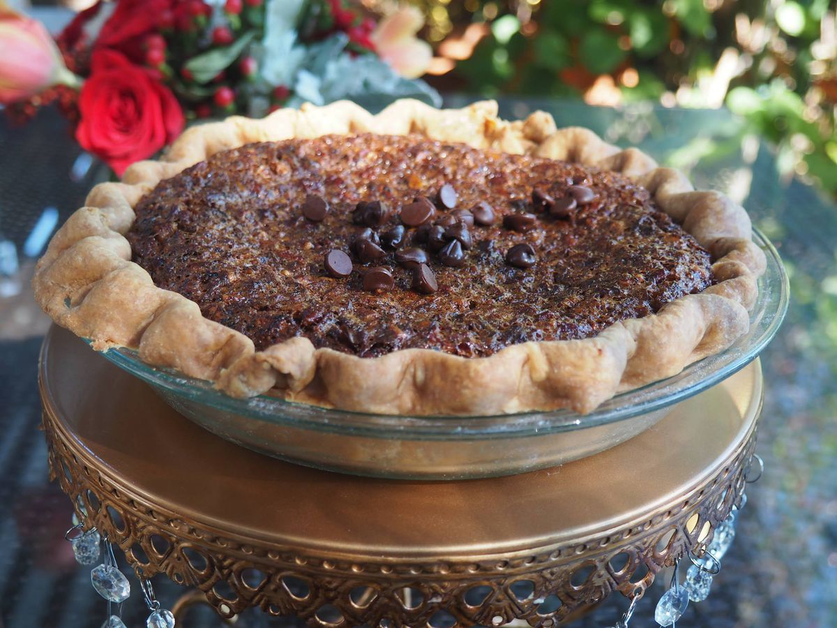 A pie from Chez Zee
