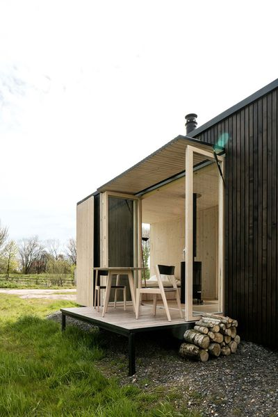 This Prefab Tiny House Is Simplicity At Its Most Chic - Curbed