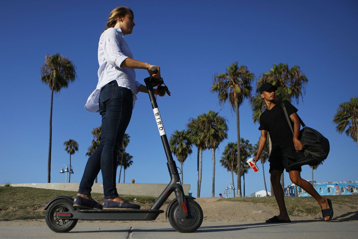 Photo By Mario Tama Getty Images The Electric Scooter