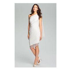 "<b>Tadashi Shoji</b> One Shoulder Crinkle Chiffon Dress, <a href=""http://shop.nordstrom.com/s/tadashi-shoji-one-shoulder-crinkle-chiffon-dress/3378696?origin=category"">$378</a>"