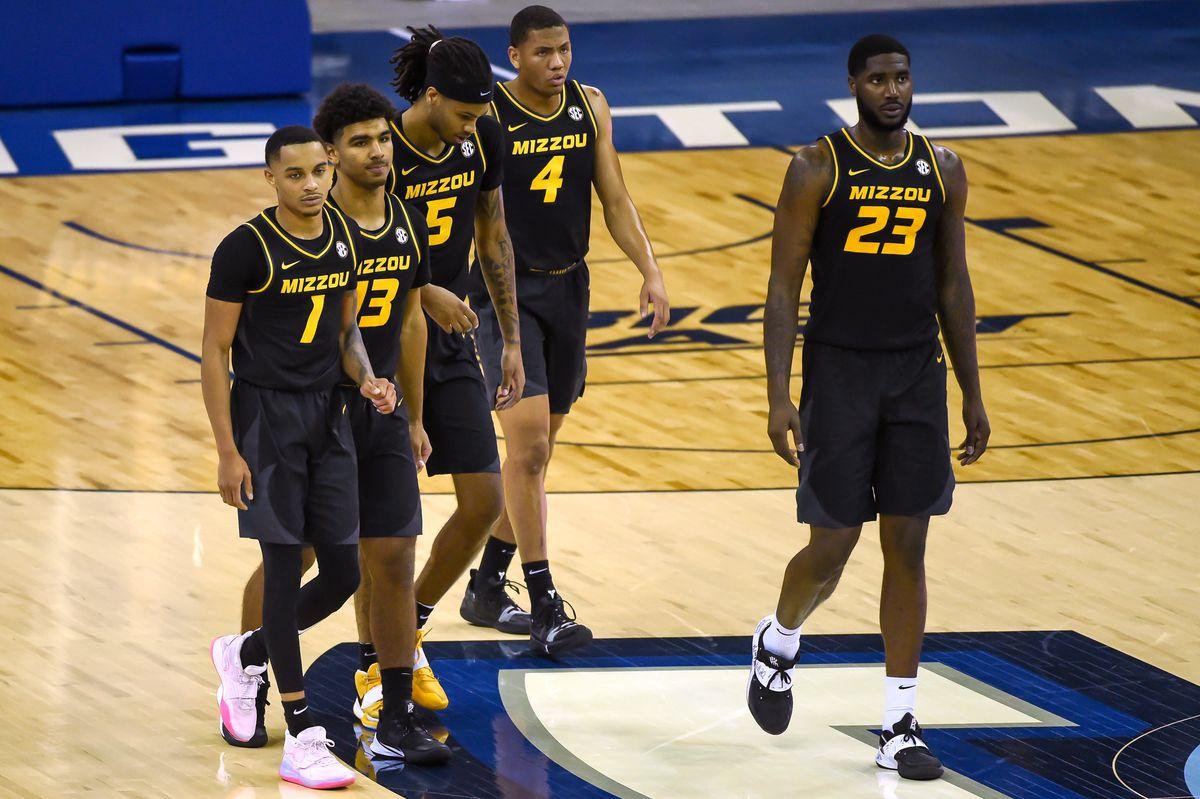 NCAA Basketball: Oregon at Missouri