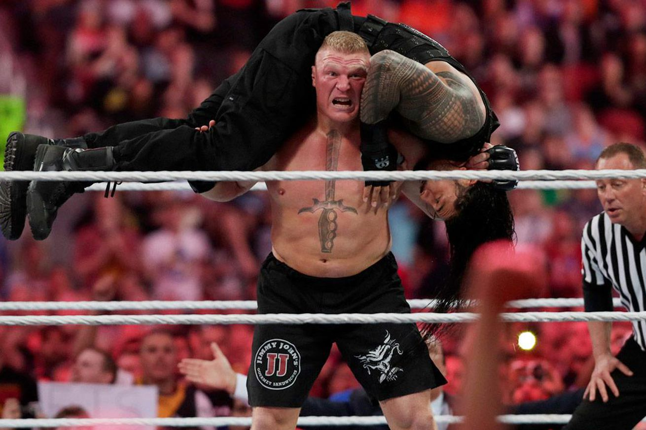Revealed: WWE's Plans For Next Roman Reigns Vs. Brock Lesnar Match 82