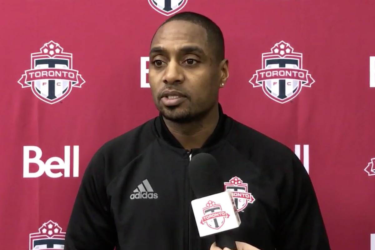 Jason Bent Toronto FC II