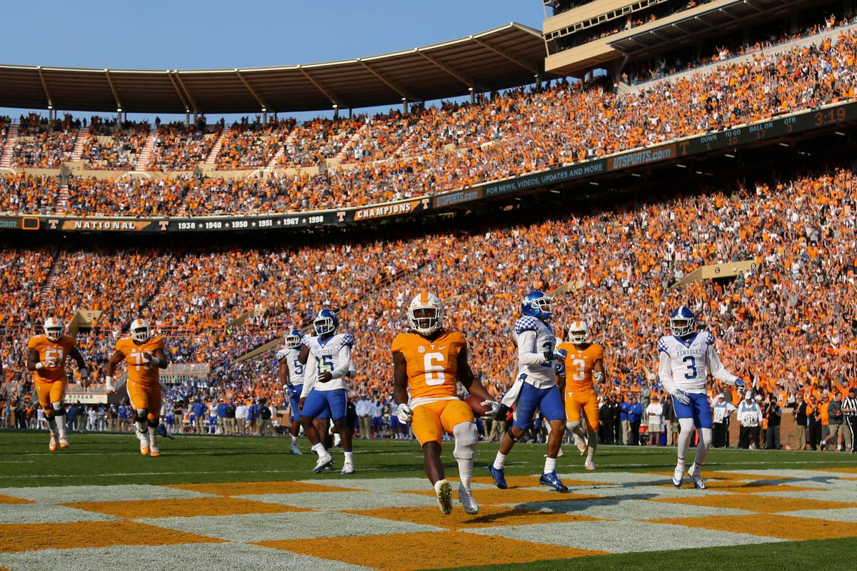 Kentucky vs. Tennessee: Game time, TV channel, online ...