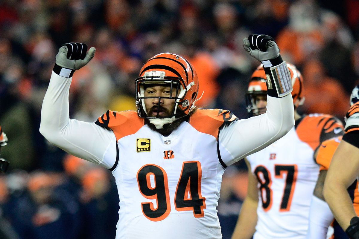 Domata Peko signing 2-year deal with Broncos, per report - Cincy ...