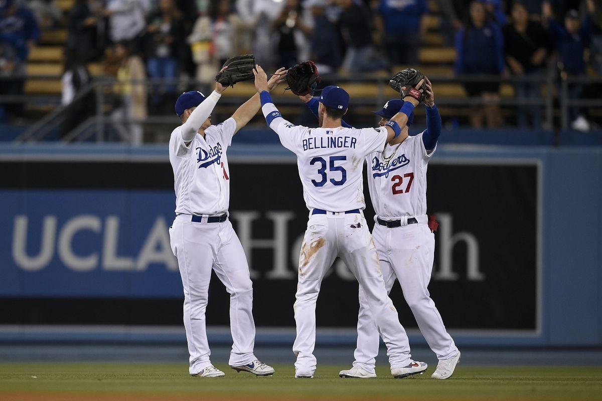 MLB: Philadelphia Phillies at Los Angeles Dodgers