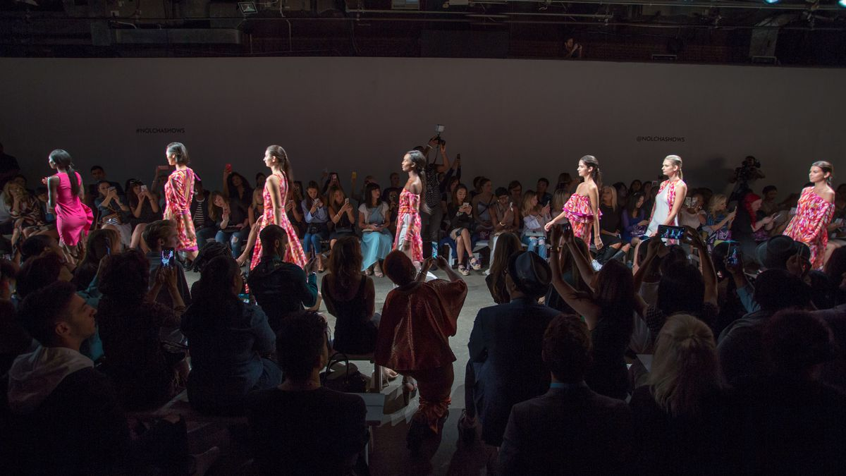 How Do Young Designers Afford Fashion Week Racked