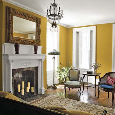 10 Ways To Warm Up A Nonworking Fireplace This Old House