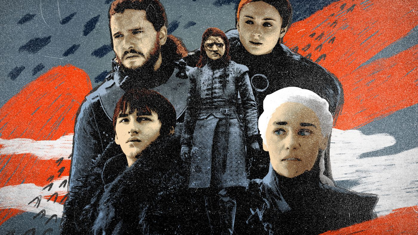 'Game of Thrones' Was Never Meant to Be a TV Show—and It Shows