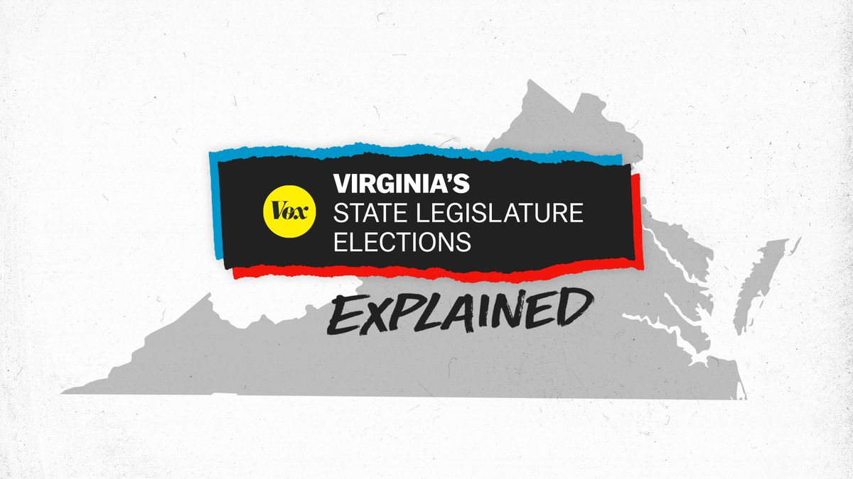 Virginia State Elections The Politics And Policy Stakes For November 5 Vox