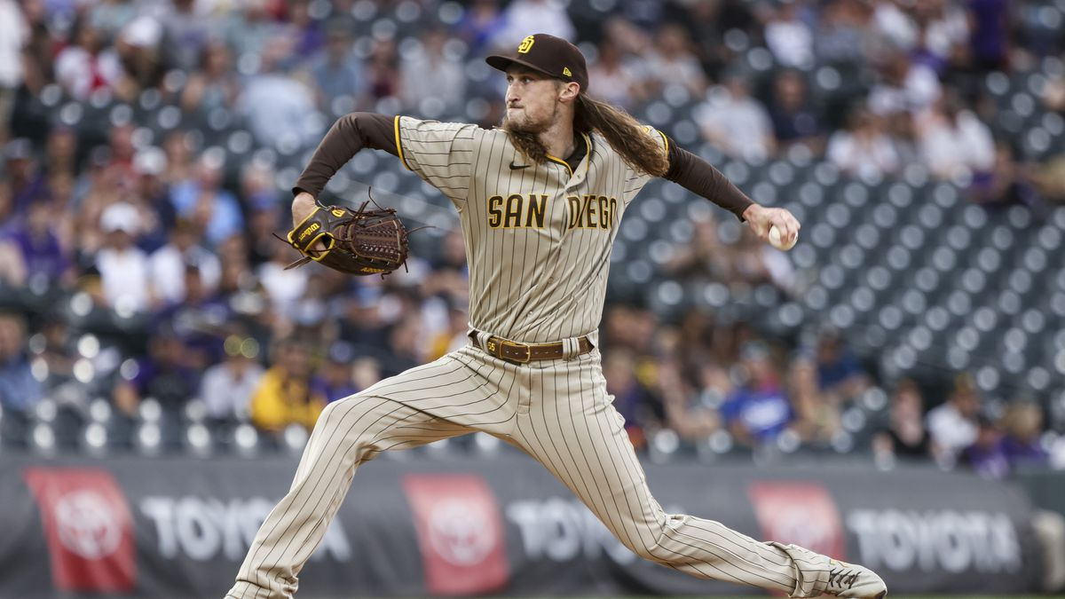 San Diego Padres v Colorado Rockies