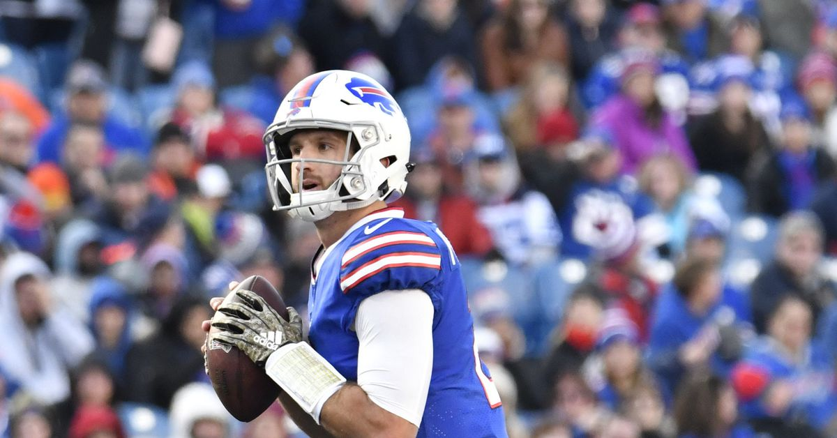 Let?s pour one out for Nathan Peterman, the worst QB we?ve seen