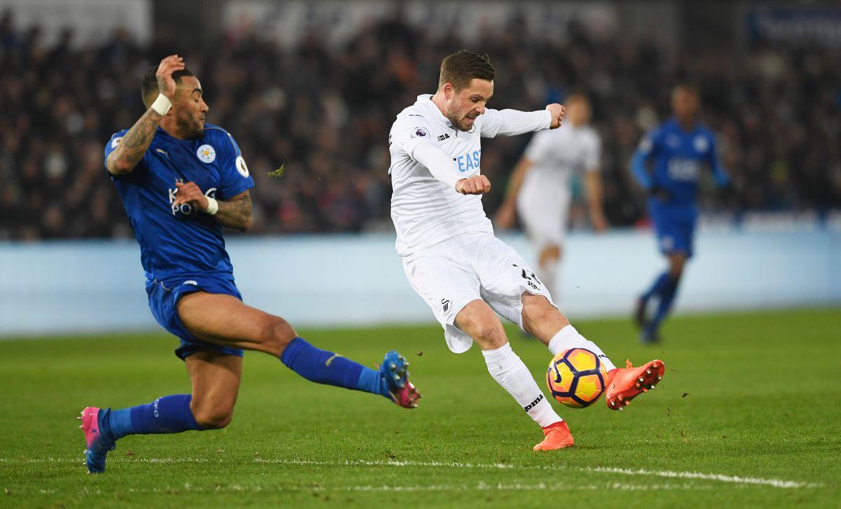 Swansea City v Leicester City - Premier League