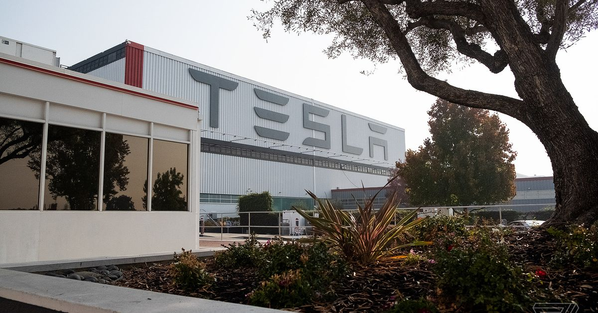 Tesla to hold shareholder meeting and 'battery day' in person on September 22nd