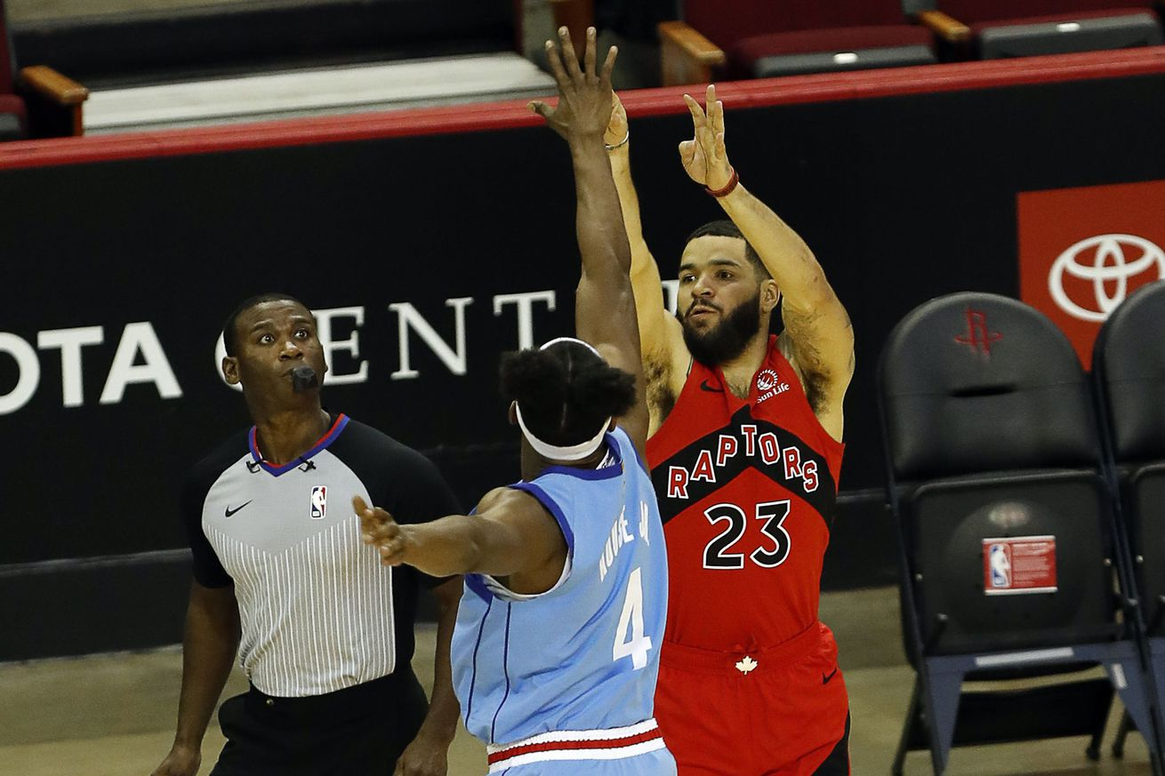 NBA: Toronto Raptors at Houston Rockets