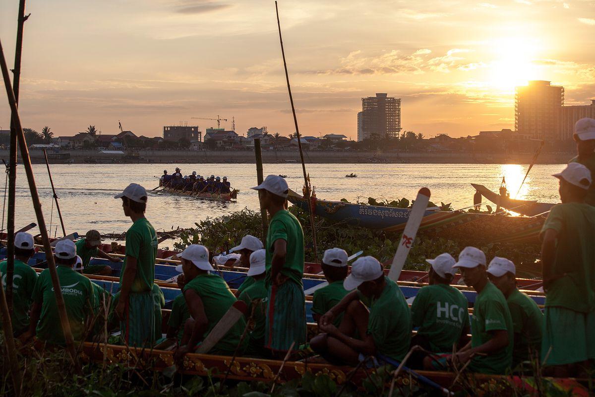 Cambodia Celebrates Annual Water Festival