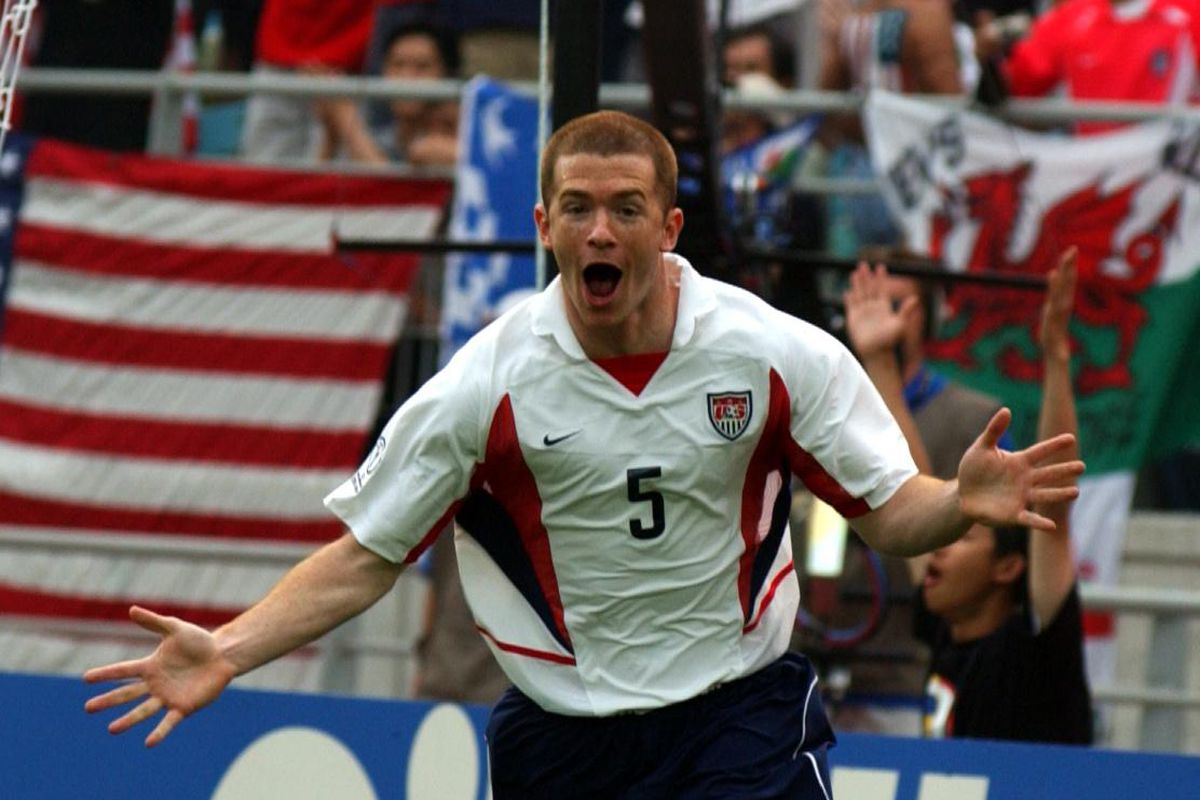 Soccer - FIFA World Cup 2002 - Group D - USA v Portugal