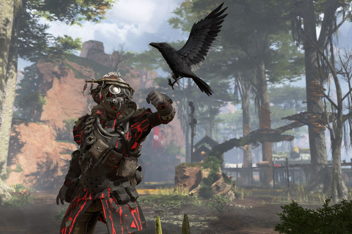 Respawn is 'putting a lot on the line' with Apex Legends