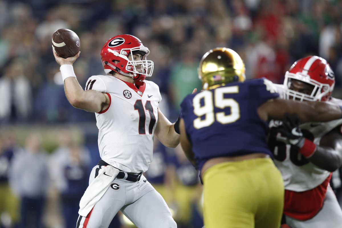 Notre Dame-Georgia: For Irish, it's as scary as it sounds