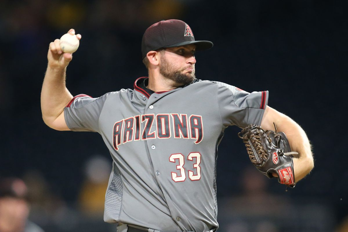 MLB: Arizona Diamondbacks at Pittsburgh Pirates