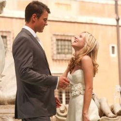 When in Rome (2010): Maybe not an iconic movie wedding moment, but a New Yorker can dream.