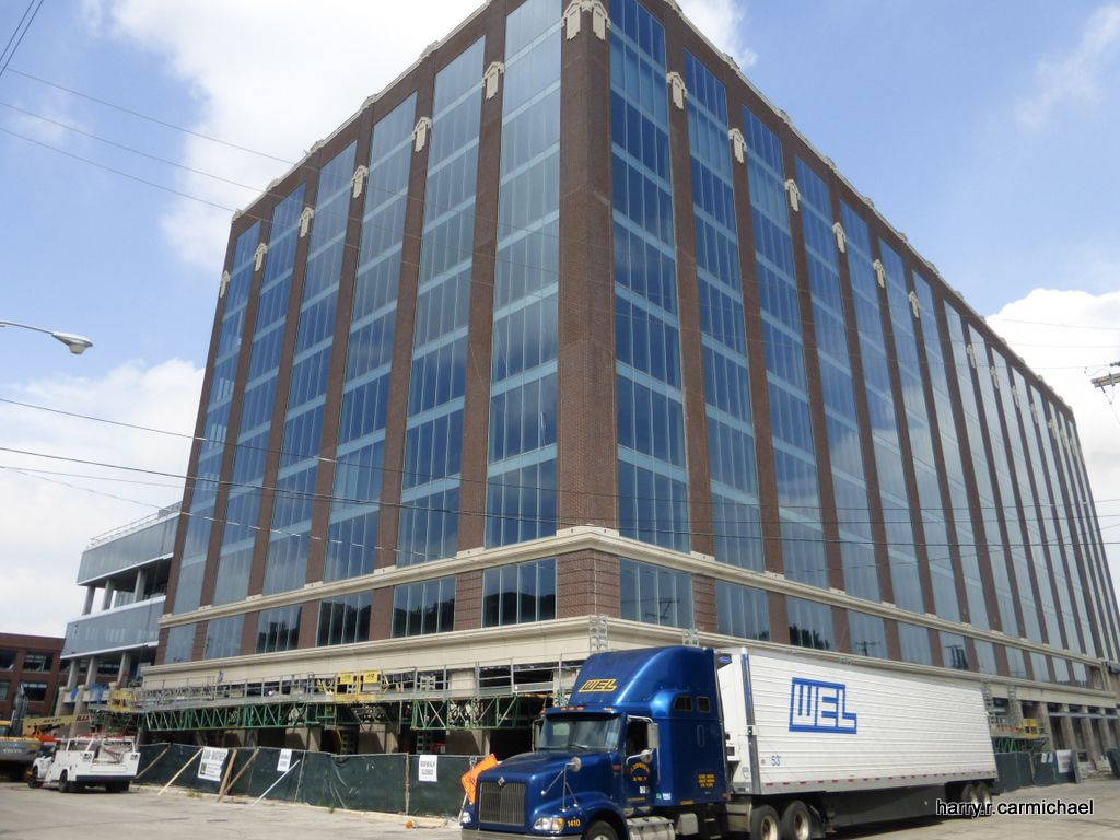 Google Gets Its New Glass at Fulton Market Cold Storage
