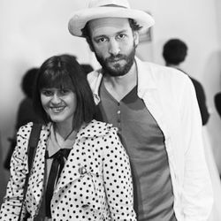 Racked photographer Shirin Borthwick and friend