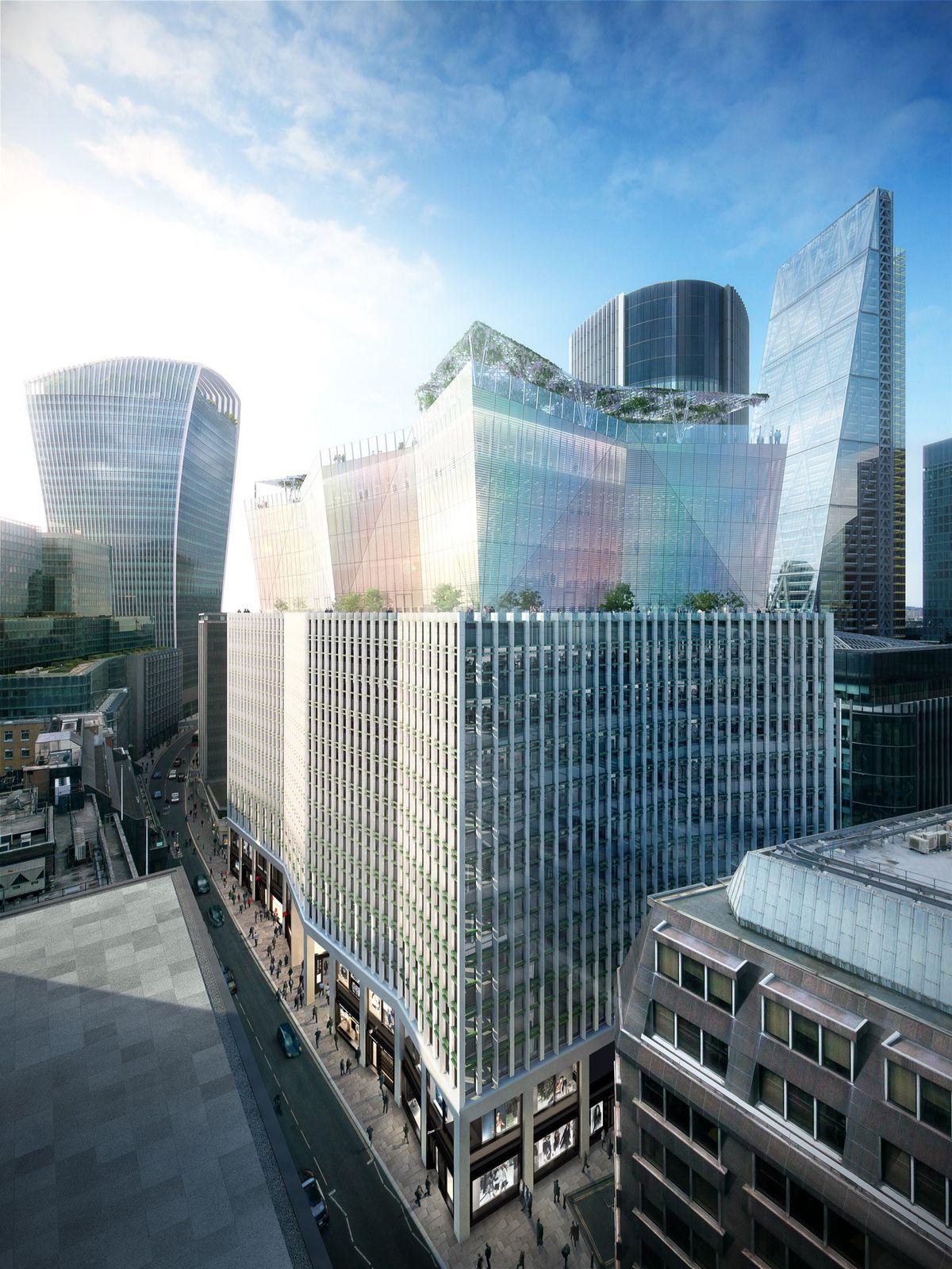 D&D London Announces New Rooftop Restaurant at 120 Fenchurch