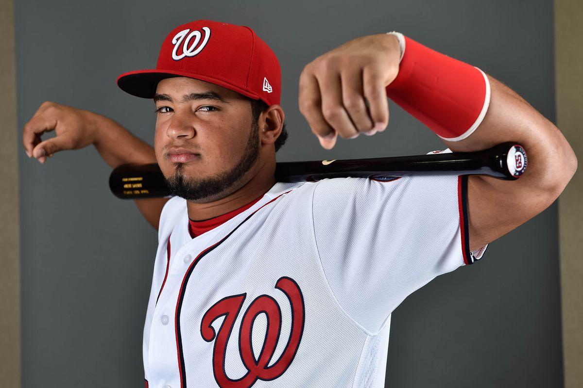MLB: Washington Nationals-Media Day